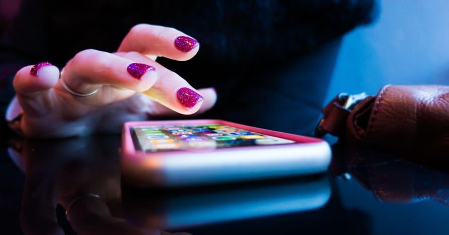 온라인 모바일 카지노 : 앱 또는 브라우저 버전?