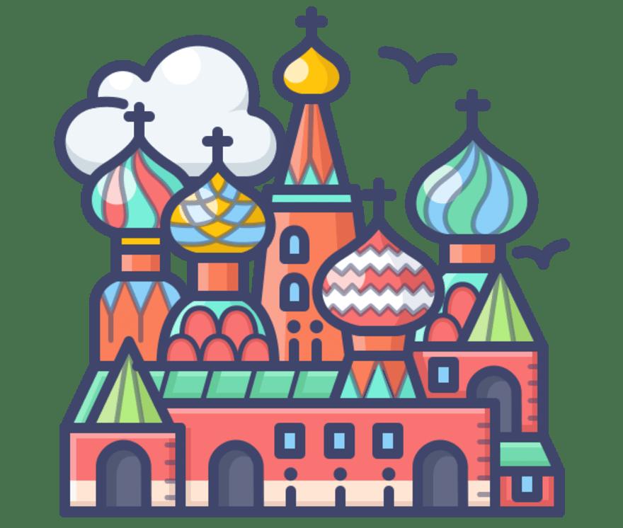 58 러시아 2021 최고의 모바일 카지노