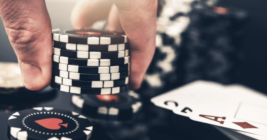 포커와 블랙잭의 5가지 가장 큰 차이점