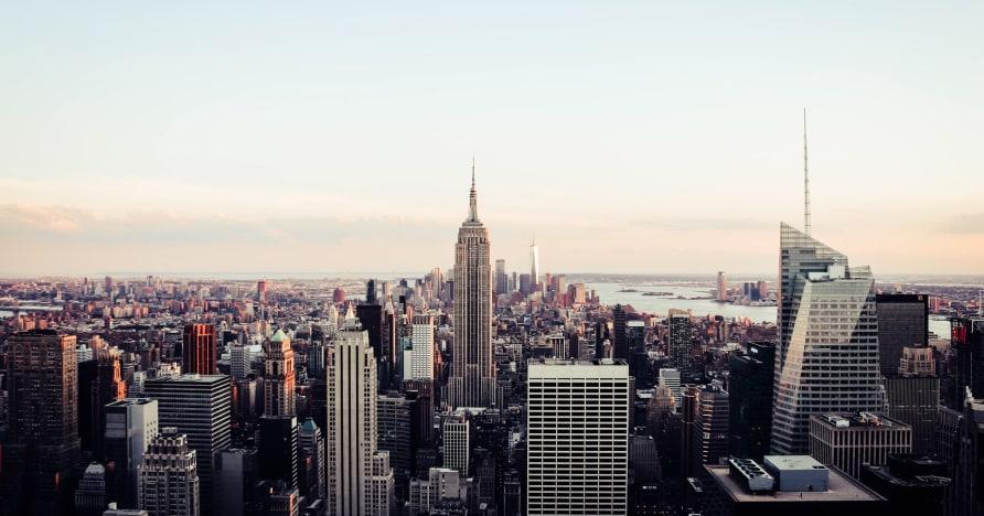 뉴욕 온라인 스포츠 베팅, 최신 승인 후 라이브 진행