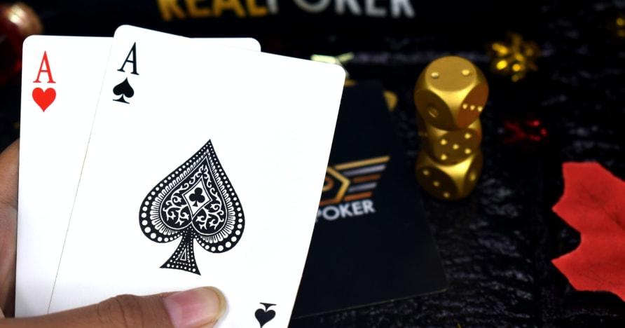 승리를위한 가장 인기있는 포커 팁